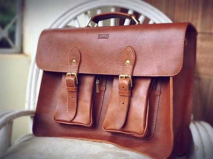 A photo of a product made by Yallo Leather Company