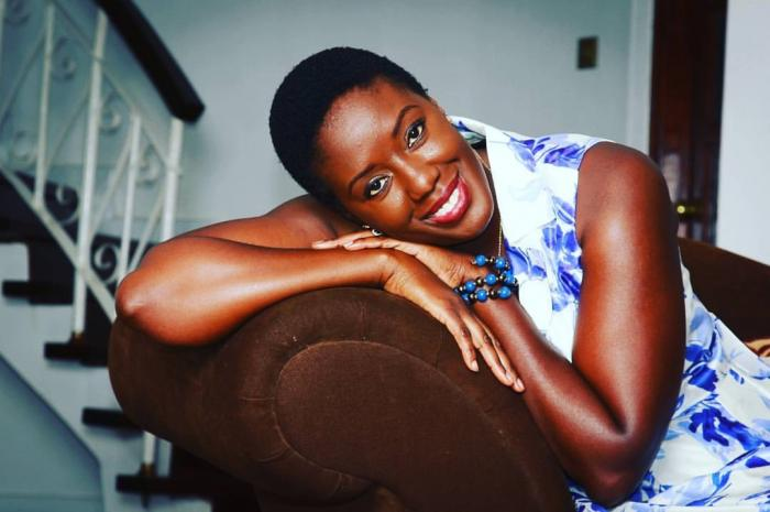 Raila's eldest daughter Rosemary Odinga
