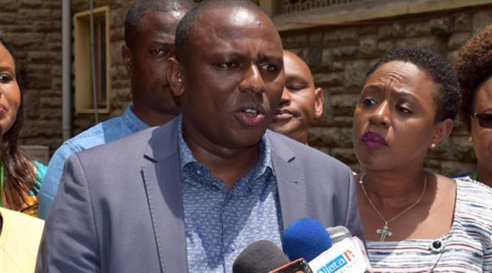 Kikuyu MP Kimani Ichungwa. The Kikuyu MP stated that he was well versed with the government projects because had been 'tanga tangaring'. The comment was not taken lightly by the Majority Leader.