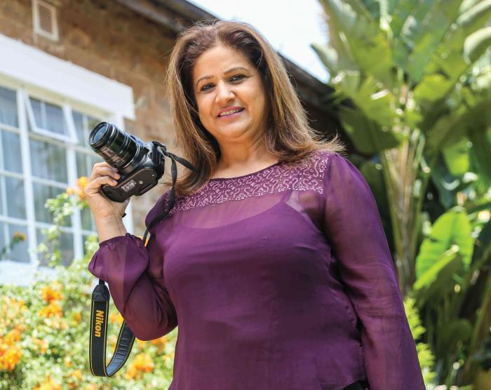 Ravneet Sippy Chadha, a Kenyan Writer-Director famed for her film Subira. On Thursday, January 9, Fly Emirates announced that they had selected the film to be played in flights