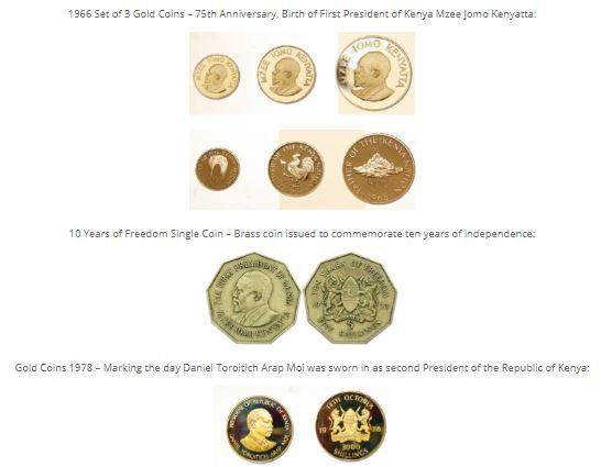 Kenyan Currency Through The Years - Kenyans co ke