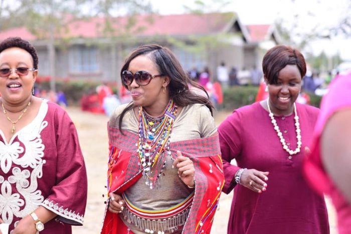Nakuru Senator Susan Kihika(M)