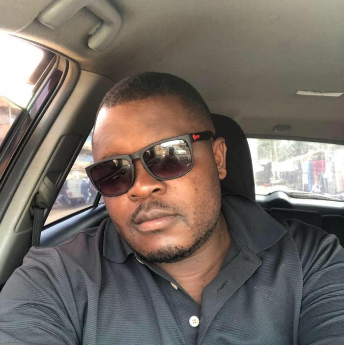 Emmanuel Weyusia who was shot dead on Wednesday, October 9, 2019
