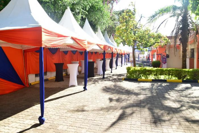 Chungwa House in Lavington, Nairobi. It will be the new headquarters for ODM.