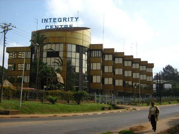 Image of the Integrity Centre Building