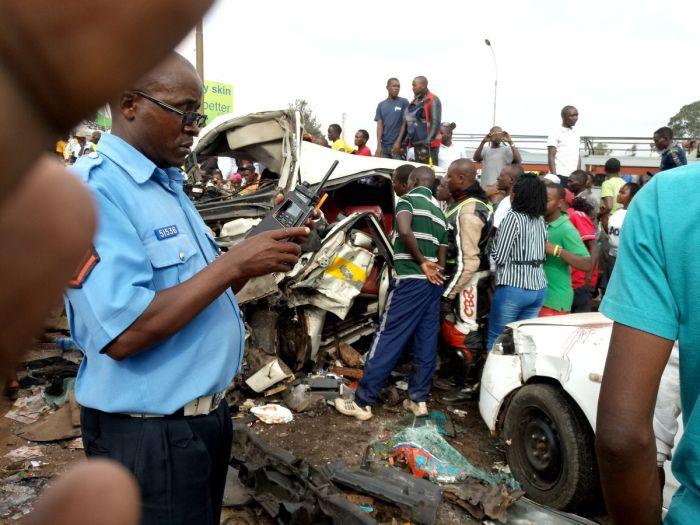 11 Dead After Horrific Accident Along Thika Road Kenyans