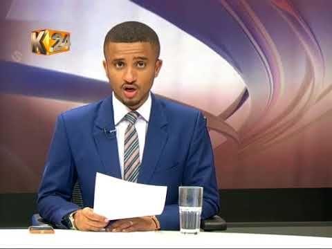 K24 News Anchor Ahmed Juma Bhalo Holds Back Tears At Wedding - Kenyans.co.ke