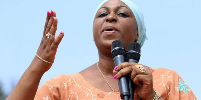 Aisha Jumwa. The Malindi MP was arrested on Wednesday, October 16 after she allegedly disrupted an ODM event