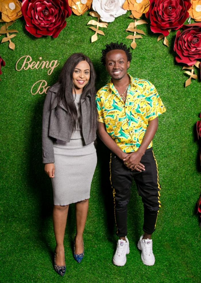 Bahati's New Reality Show 'Being Bahati' Lands in Trouble