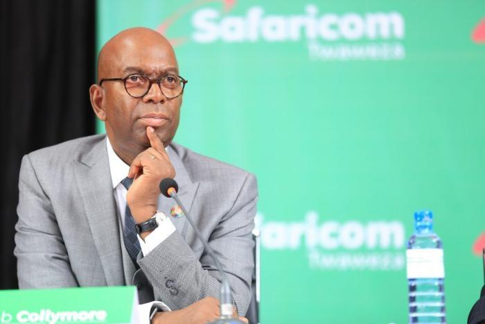 Bob Collymore, CEO of telecoms giant Safricom, passes on