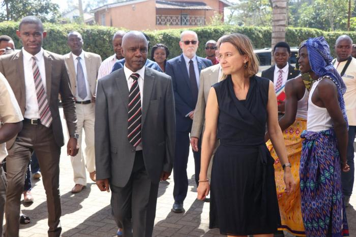 Image result for launch of the Kenyan chapter of the Movement for Community-Led Development makueni
