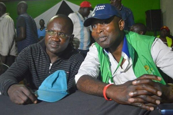ODM Party Loses Ugenya & Embakasi South By-elections