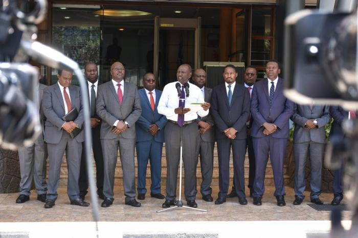 Image result for ruto annex office
