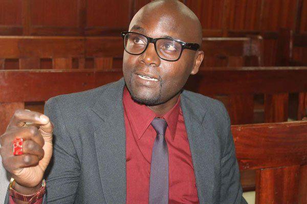 Atheists in Kenya President Harrison Mumia.