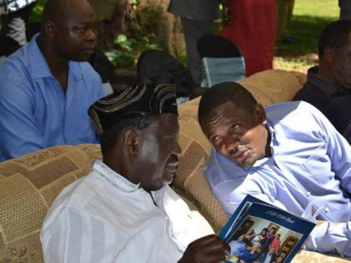 Gem MP Elisha Odhiambo Accused of Threatening to Shoot Witness in ...