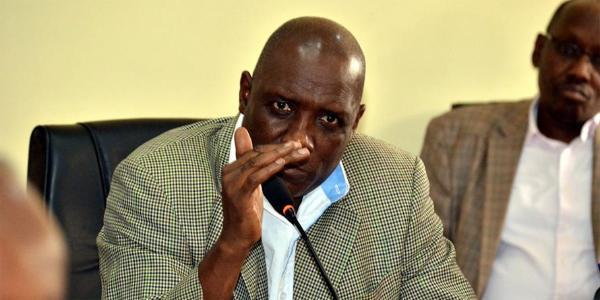 Former National Land Commission Chairman Muhammad Swazuri
