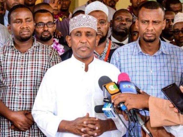 Image result for Garissa Governor Ali Korane