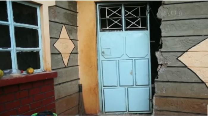 Mr Njagi's house was broken into by the gang who also shot his wife and made away with two phones and Ksh 4,000.