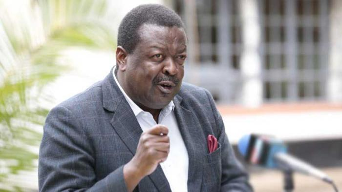 Amani National Congress (ANC) party leader Musalia Mudavadi schools Wiper party leader Kalonzo Musyoka over rivalry with Makueni Governor Kivutha Kibwana