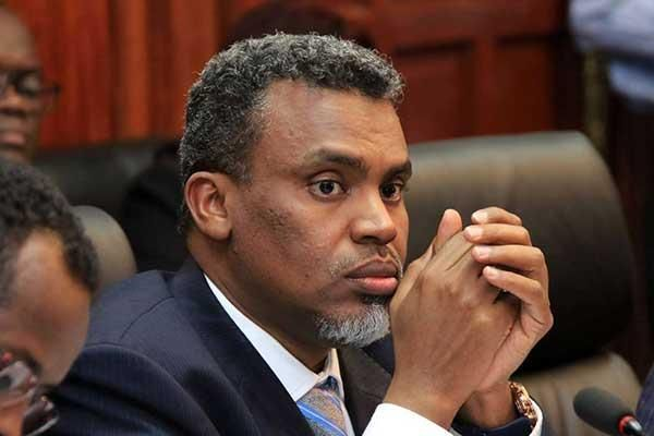 DPP Noordin Haji. Court extended orders stopping him from charging a lawyer who sold firearms to Billionaire Jimi Wanjigi