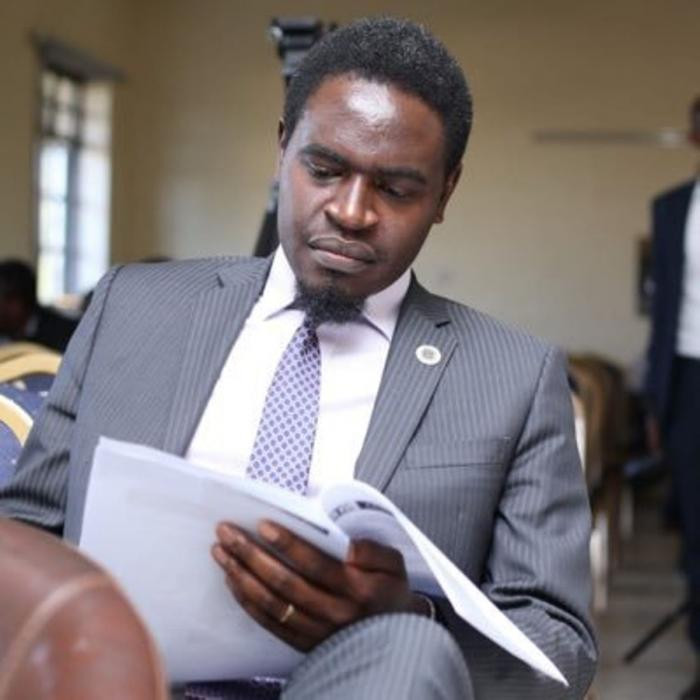 Lawyer Nelson Havi representing governor Granton Samboja suprisingly showed up for the preliminary hearing of the special senate committee proceedings even after detailing in a letter dated October 14 that neither himself nor the governor would appear before the committee.