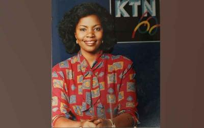 Catherine Kasavuli. Her name has been dragged into the circumstances that led to the deportation of Kanda Bongo Man