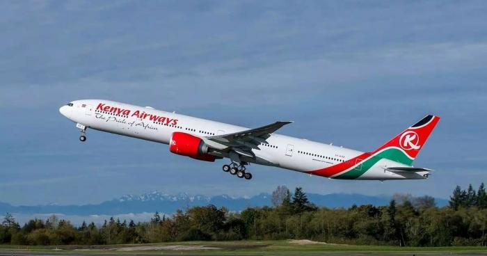 Body of Kenya Airways stowaway lands in London garden