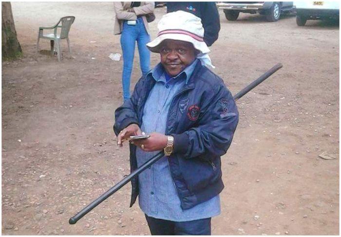 Davis Mwabili aka Inspekta Mwala