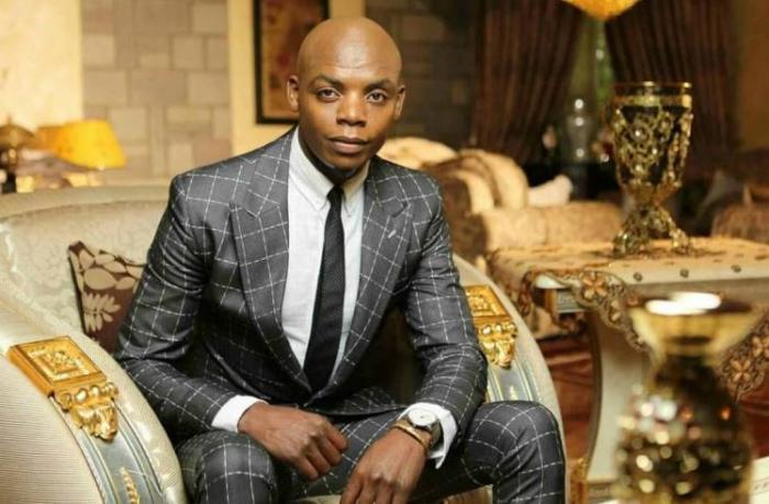 Gospel Musician Jimmy Gait of the Muhadhara fame who rescinded his earlier decision to exit the music industry after his last song.