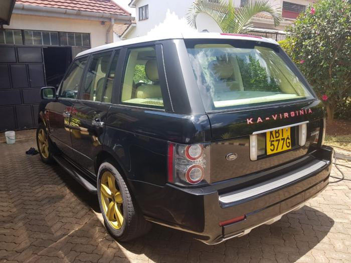 Kiambu Tycoon Eric Ndichu Ka-Viriginia Robbed 500K at