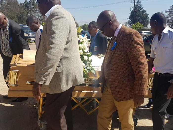Kabogo Mourns His Cousin in Funeral Ceremony - Kenyans.co.ke