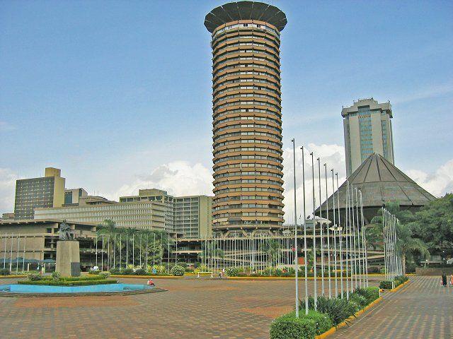 KICC in Nairobi