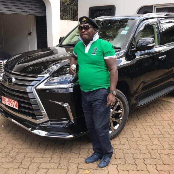 Controversial businessman Paul Kobia. He was among the people who did not take kindly to the Know Your Customer policy, which required a client to state the source of money above Ksh1 million and its destination.