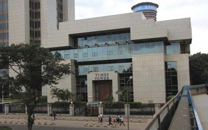 KRA building in Nairobi. The High Court in Mombasa on Tuesday, October 22 ruled that the tax on used cars was unfair to the dealers. Photo: Daily Nation.