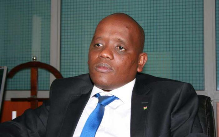 Digital Strategist Dennis Itumbi. On Saturday, October 19, he advised a radio station to ignore DBK letter serving them.