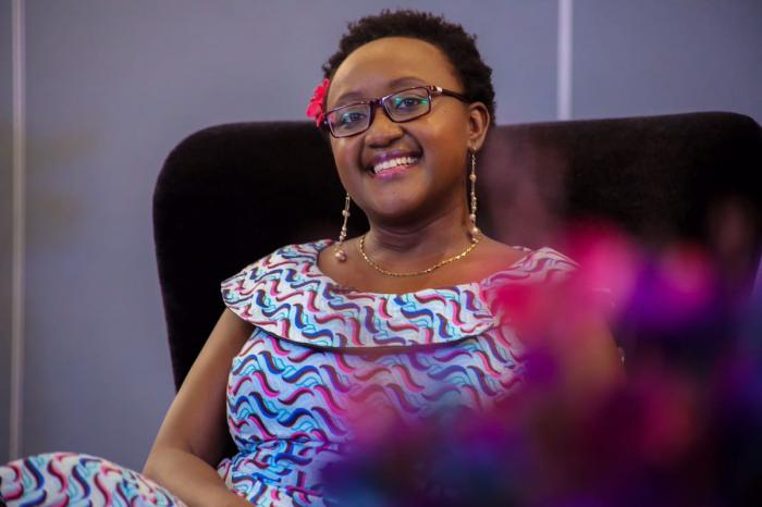 Maggie Gitu is a marriage and therapist with a column on the Saturday Standard's Eve Woman.