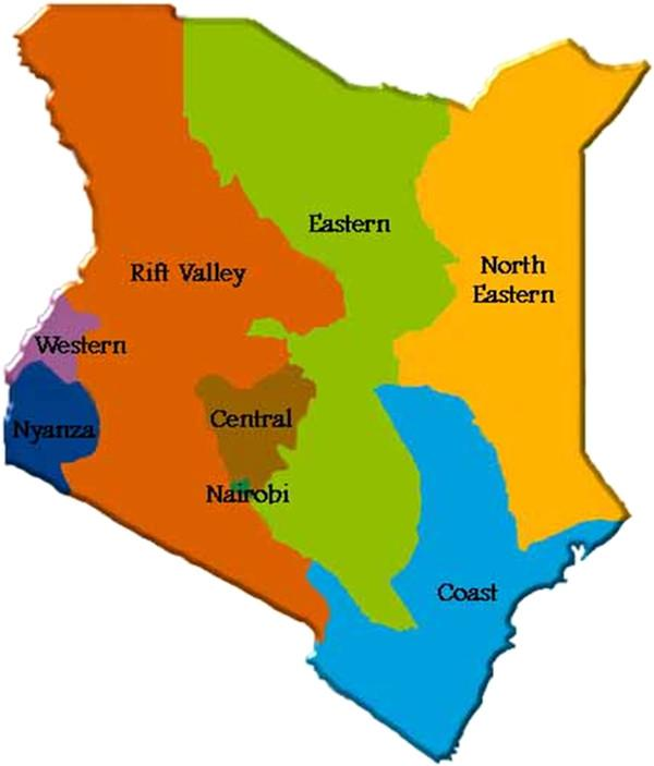 Why Mombasa Is County 001 And How All 47 Counties Were