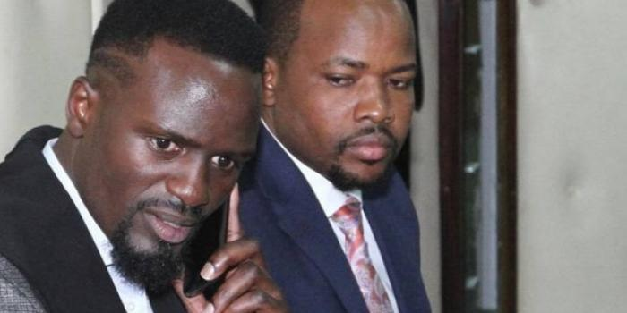 McDonald Mariga whose entry into Kibra by-elections has faced several hurdles