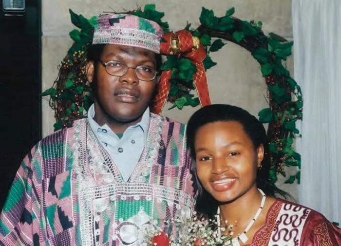 Miguna Pours Heart Out in Emotional Eulogy to Late Father ...