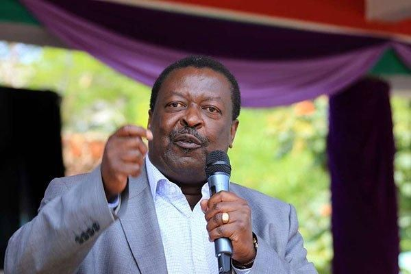 ANC party leader Musalia Mudavadi has accused the BBI report of leaving multiple loopholes
