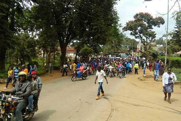 Murang 39 A Governor Warns Of Blocking Water Supply To Nairobi And Kiambu