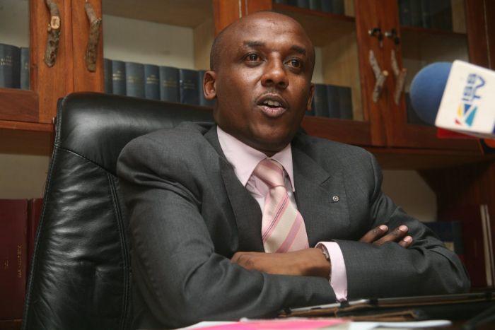 mutula kilonzo 1 - Sen Kilonzo & sen Murkomen war over Thwake dam investigations