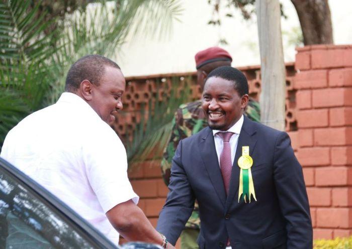 Image result for mwangi kiunjuri
