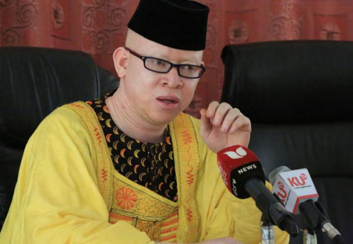 Nominated Senator Isaac Mwaura. He narrated that he was profiled by the secret service in New York.