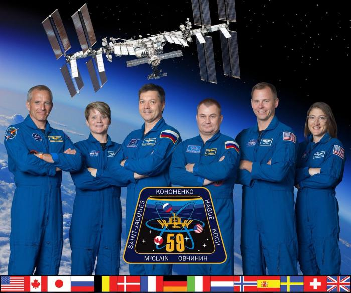 This image has an empty alt attribute; its file name is nasa_expedition_59_crew_aboard_the_iss.jpg