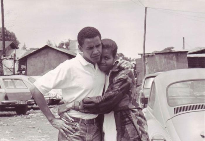 How Michelle and Obama met