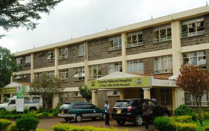 Vihiga County Refferal Hospital