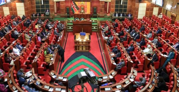 The PFM Act (2012) states that the CS should inform the parliament of the decision to stop the transfer of funds to the counties and other state organs not more than seven days after making the decision.
