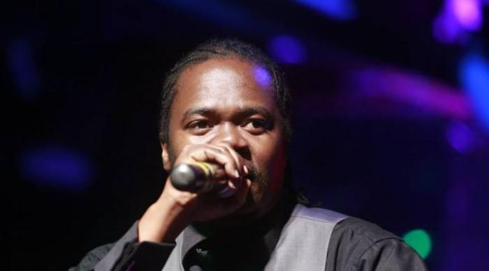 Popular genge artist Jua Cali. He was at NTV studios on Friday, September 20, 2019, to promote his new song