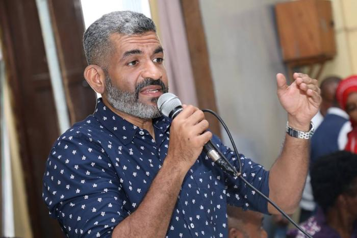 Mvita MP Abdulswamad Shariff Nassir